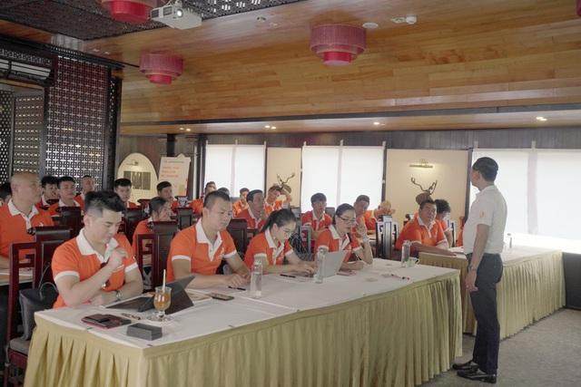 Những dấu ấn khó quên trong chương trình huấn luyện CEO MASTER của Học viện Doanh Nhân CEO Việt Nam - Ảnh 2.