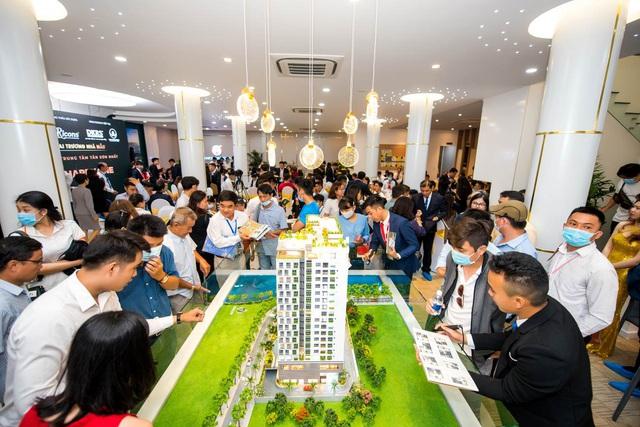Những nét đẹp cuốn hút từ căn hộ trung tâm Tân Sơn Nhất HAPPY ONE - Premier - Ảnh 2.