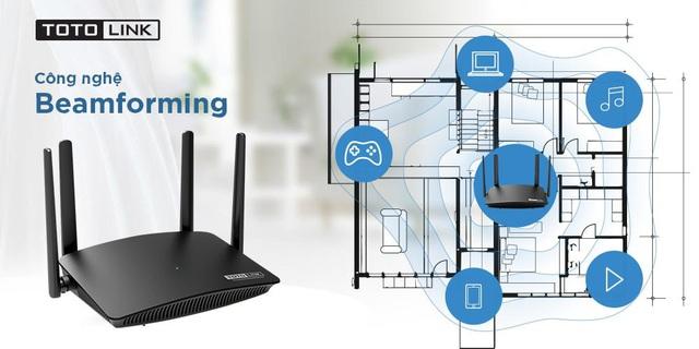 Chiến game mượt mà với Router Wifi AC giá rẻ TOTOLINK A720R - Ảnh 4.