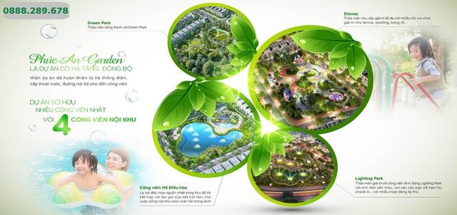 Dự án bước đệm đô thị xanh tại Bàu Bàng - Ảnh 4.