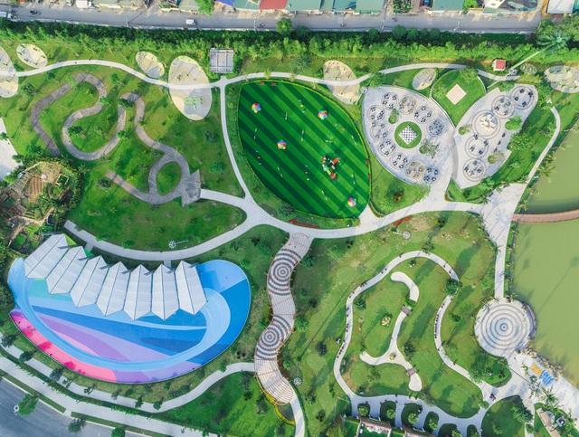 Vinhomes Smart City chính thức ra mắt phân khu đắt giá The Grand Sapphire - Ảnh 4.