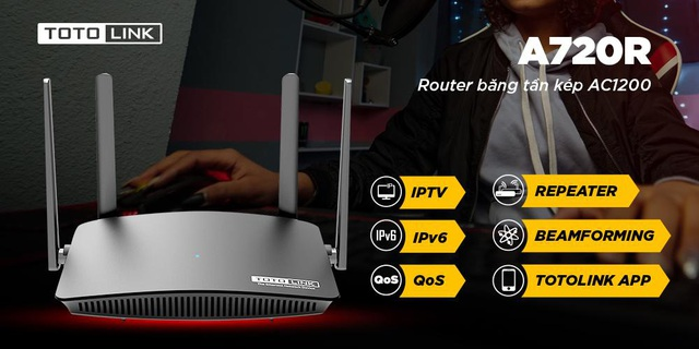 Smooth gaming with TOTOLINK A720R cheap AC Wifi Router - Photo 5.