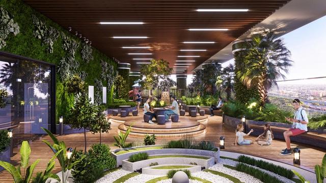 Dự án căn hộ tại Long Biên sở hữu hệ thống suối và thác nước liên hoàn hàng trăm mét - Ảnh 9.