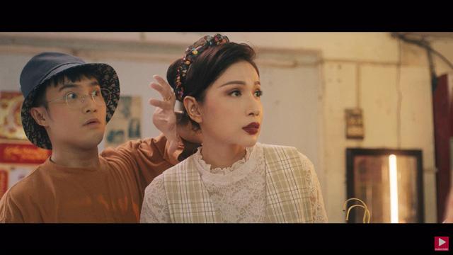 """Tình Kiếm 3D xuất hiện cùng dàn sao đình đám trong MV """"Chẳng Thể Giữ Lấy, Chẳng Đành Buông Tay"""" - Ngô Kiến Huy - Ảnh 2."""
