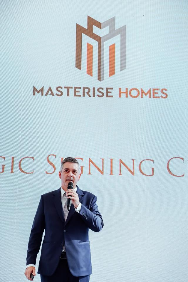 Masterise Homes – Nâng tầm giá trị sống chuẩn quốc tế vào bất động sản Việt Nam - Ảnh 1.
