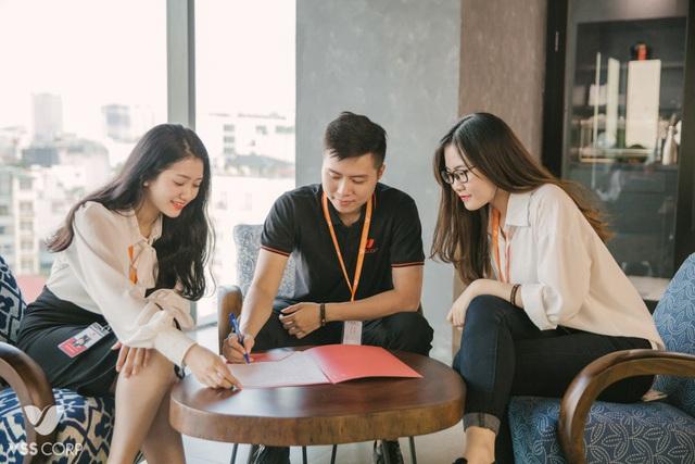 Chuyển giao công nghệ Marketing doanh nghiệp - xu hướng mới từ VSS Corp - Ảnh 1.
