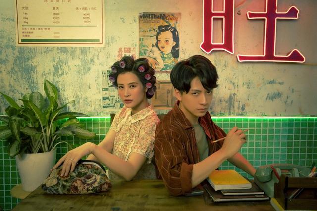 """Tình Kiếm 3D xuất hiện cùng dàn sao đình đám trong MV """"Chẳng Thể Giữ Lấy, Chẳng Đành Buông Tay"""" - Ngô Kiến Huy - Ảnh 3."""