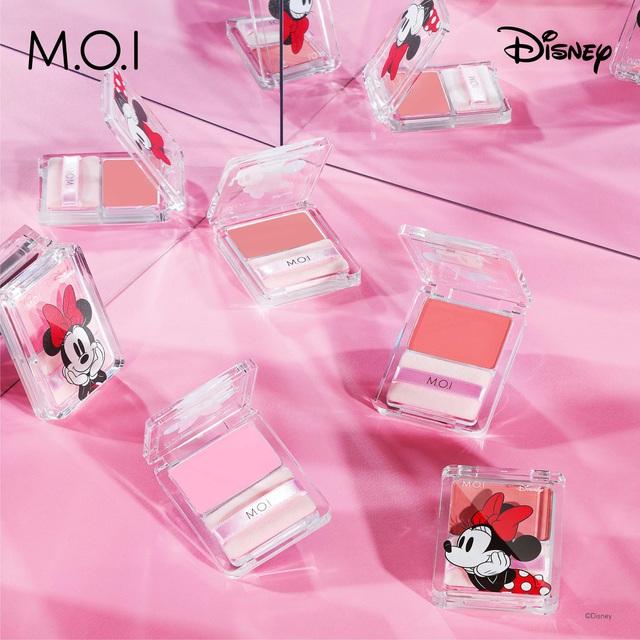 Vì sao BST son phấn M.O.I Cosmetics bắt tay với Disney của Hà Hồ lại khiến hàng loạt sao Việt thả tim ngập trời thế này? - ảnh 9