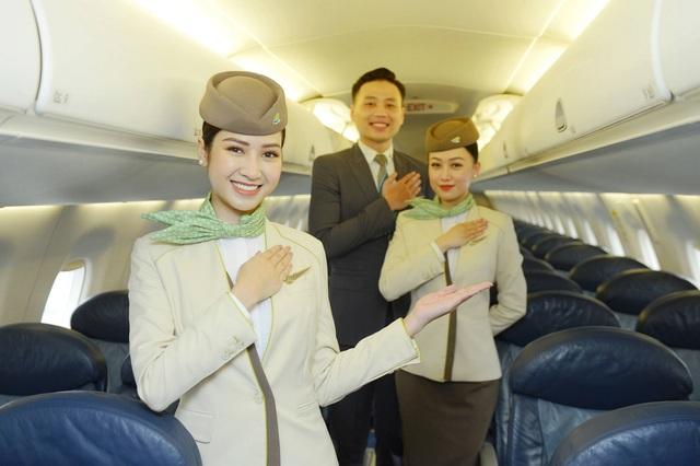 Cận cảnh trải nghiệm dịch vụ Thương gia trên đường bay tới Côn Đảo - Ảnh 7.