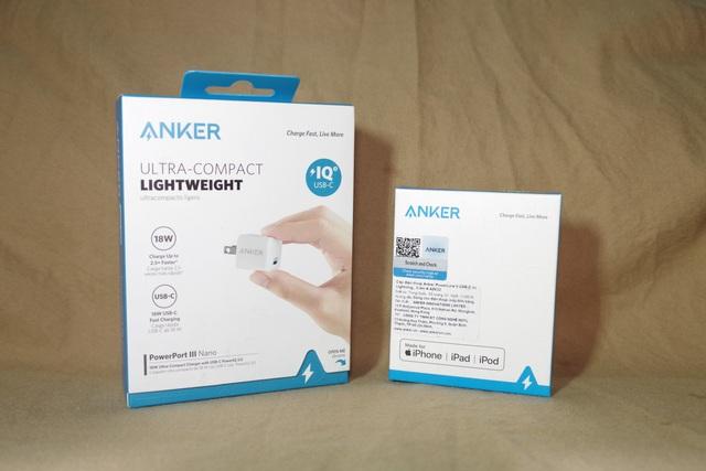 Combo sạc cáp Anker PowerPort III Nano và PowerLine II: Sạc nhanh chưa bao giờ nhỏ gọn đến thế! - Ảnh 2.