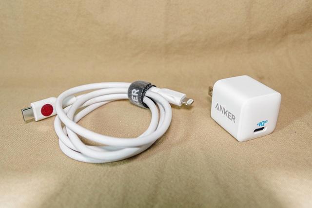 Combo sạc cáp Anker PowerPort III Nano và PowerLine II: Sạc nhanh chưa bao giờ nhỏ gọn đến thế! - Ảnh 5.