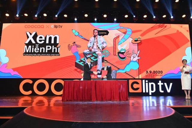 Coocaa lần đầu hợp tác cùng ClipTV ra mắt sản phẩm TV thông minh mới siêu chất lượng 40S3G - Ảnh 1.