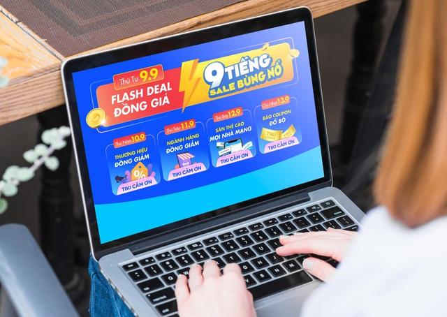 Tổng hợp deal và coupon hot dịp 9.9 trên Tiki - Ảnh 1.