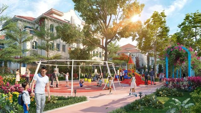Gác hết âu lo với 6 công viên tại Sun Grand City Feria - Ảnh 1.