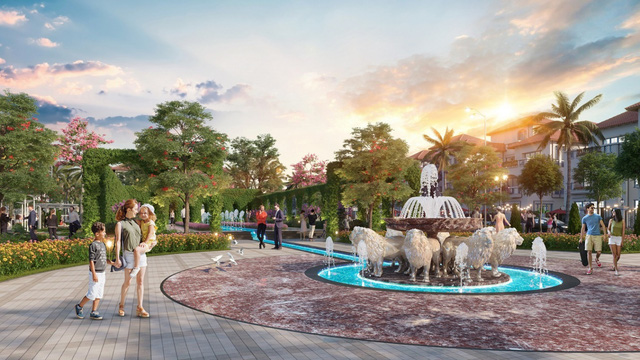 Gác hết âu lo với 6 công viên tại Sun Grand City Feria - Ảnh 2.