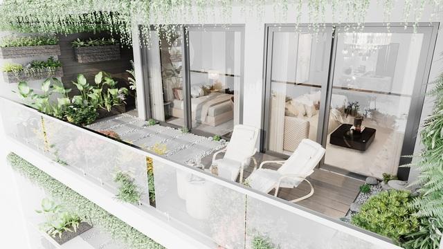 Mãn nhãn căn hộ đẳng cấp tại Sunshine Horizon - Ảnh 3.