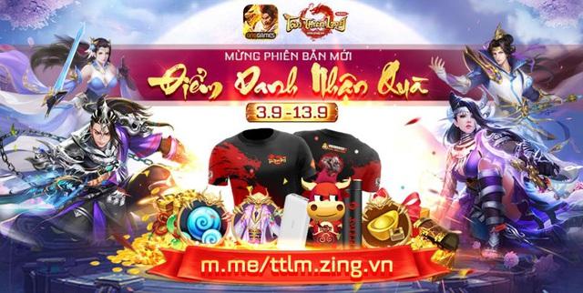 Tân Thiên Long Mobile tung chuỗi sự kiện hoành tráng trước thềm Big Update phiên bản mới Tinh Túc Độc Mệnh - Ảnh 9.