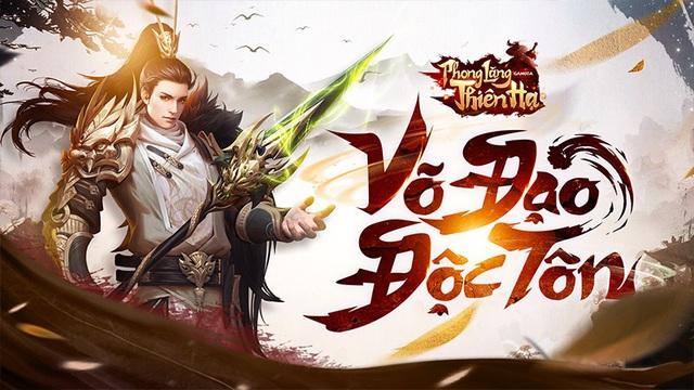 """Phong Lăng Thiên Hạ kết hợp cùng Action C """"gây choáng"""" gamer cùng phim ngắn """"không thể kiếm hiệp hơn"""", sẵn sàng OB 10/09 - Ảnh 1."""