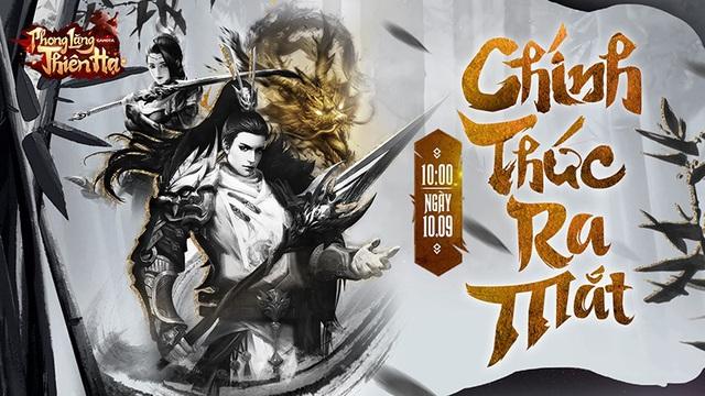 """Phong Lăng Thiên Hạ kết hợp cùng Action C """"gây choáng"""" gamer cùng phim ngắn """"không thể kiếm hiệp hơn"""", sẵn sàng OB 10/09 - Ảnh 2."""