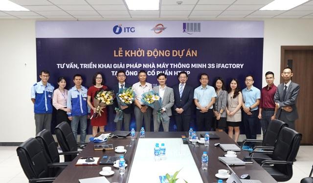 Nhà máy thông minh - Hiện thực hóa giấc mơ gia nhập chuỗi cung ứng toàn cầu của doanh nghiệp Việt - Ảnh 1.