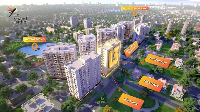 Khám phá xu hướng chung cư nổi bật trong năm 2020 - Ảnh 1.