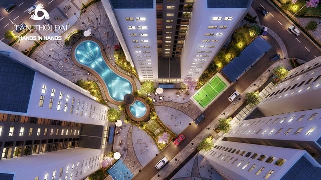 Khám phá xu hướng chung cư nổi bật trong năm 2020 - Ảnh 2.
