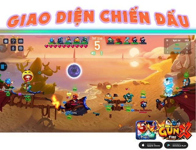 Kiếm tìm lí do GunX: Fire tự tin là game bắn súng tọa độ đậm chất Việt! - Ảnh 4.