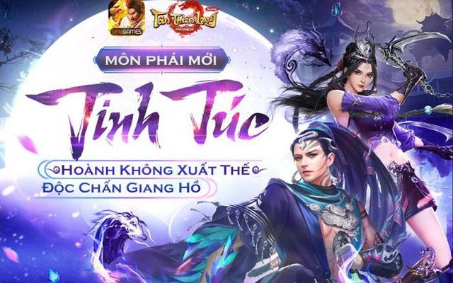 """Tân Thiên Long Mobile VNG chính thức ra mắt phiên bản mới với loạt Big Update và Event """"siêu khủng"""" - Ảnh 3."""