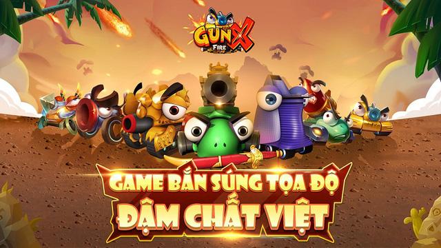 Kiếm tìm lí do GunX: Fire tự tin là game bắn súng tọa độ đậm chất Việt! - Ảnh 5.