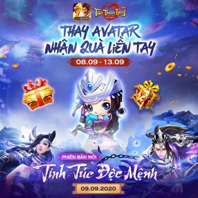"""Tân Thiên Long Mobile VNG chính thức ra mắt phiên bản mới với loạt Big Update và Event """"siêu khủng"""" - Ảnh 7."""