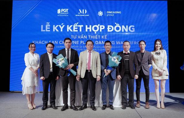 PGT Group chính thức ký kết hợp tác với IHG, Ong&Ong, VLand Việt Nam - Ảnh 1.