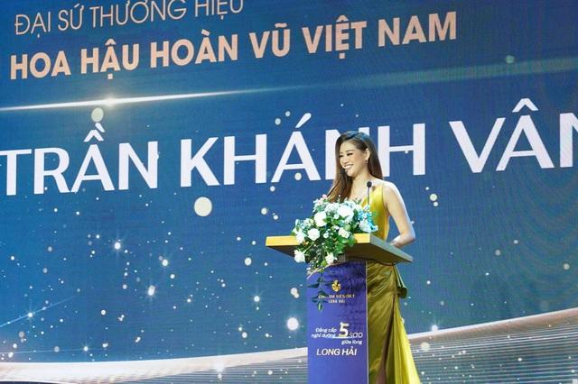 Lễ công bố dự án Charm Resort Long Hải thu hút hàng ngàn khách hàng - Ảnh 1.