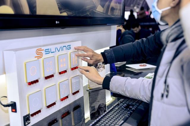Dấu ấn của Sunshine Group tại Triển lãm quốc tế Đổi mới sáng tạo Việt Nam 2021 - Ảnh 2.