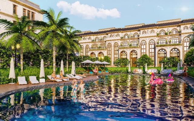 Biệt thự sinh thái Sunlake Villas tại Van Phuc City hút khách - Ảnh 2.