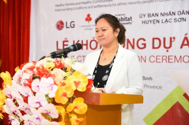 LG tặng hơn 2 tỷ đồng cải thiện nơi ở cho dân tộc Mường - Ảnh 4.