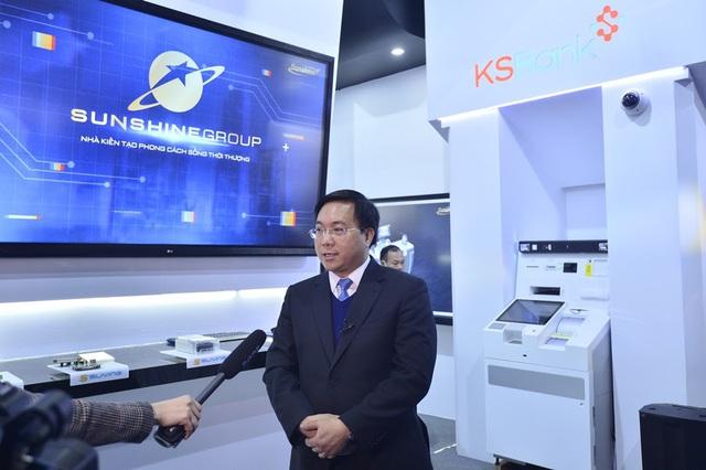 Dấu ấn của Sunshine Group tại Triển lãm quốc tế Đổi mới sáng tạo Việt Nam 2021 - Ảnh 4.