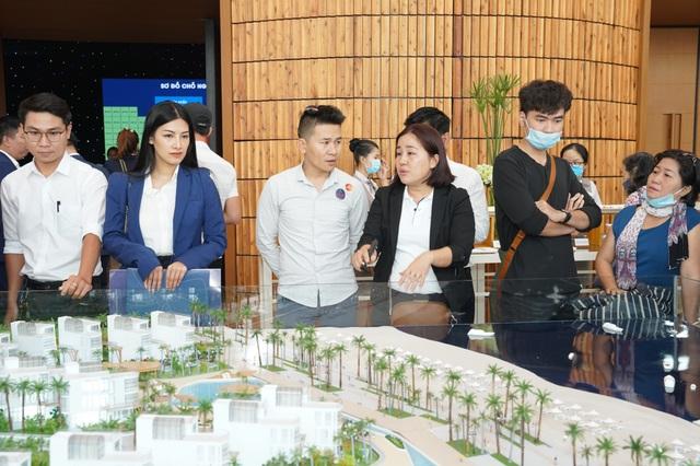 Lễ công bố dự án Charm Resort Long Hải thu hút hàng ngàn khách hàng - Ảnh 3.