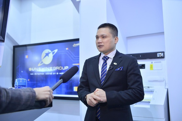 Dấu ấn của Sunshine Group tại Triển lãm quốc tế Đổi mới sáng tạo Việt Nam 2021 - Ảnh 6.