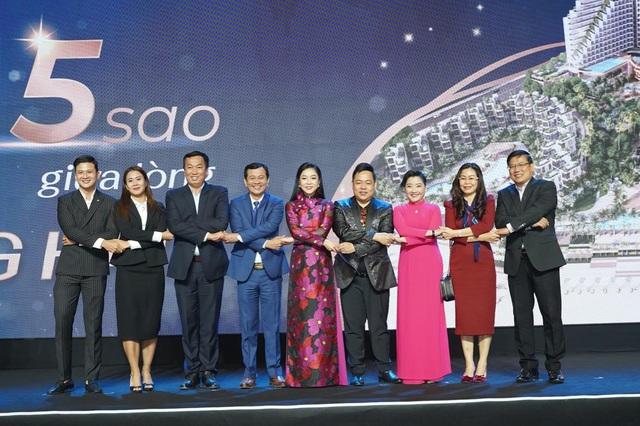 Lễ công bố dự án Charm Resort Long Hải thu hút hàng ngàn khách hàng - Ảnh 4.