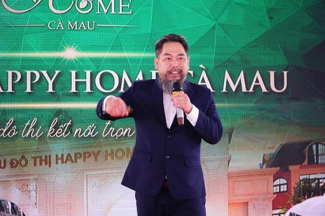 Lễ giới thiệu phân khu Hưng Gia tại Happy Home Cà Mau - Ảnh 2.