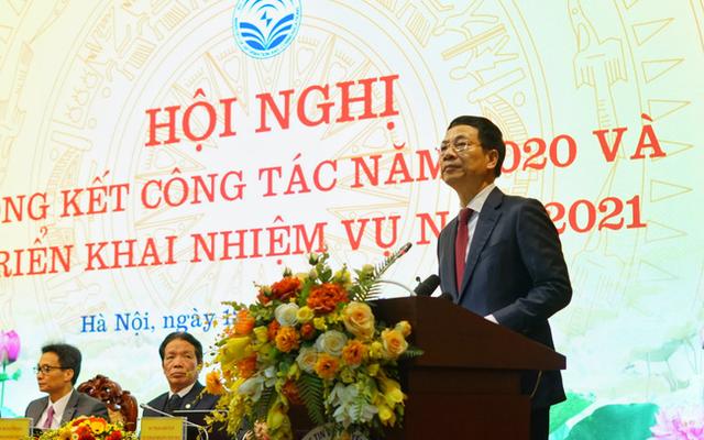 Bộ trưởng Nguyễn Mạnh Hùng: Nếu công nghiệp ICT là Make in Vietnam, Việt Nam sẽ trở thành quốc gia công nghệ - Ảnh 1.