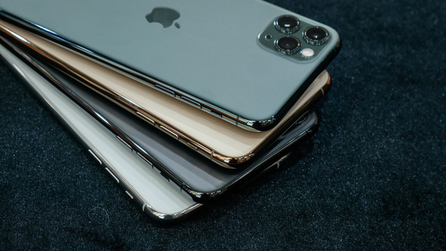 Mua iPhone XS Max, iPhone 11 hay 11 Pro Max đón tết nguyên đán 2021 - Ảnh 2.