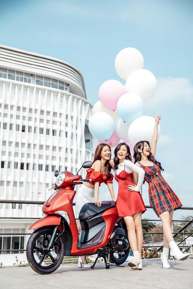Yamaha Việt Nam khuyến mại khủng chào Xuân Tân Sửu 2021 - Ảnh 4.