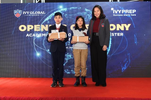 Phổ thông trực tuyến Mỹ Ivy Global School khai giảng năm học 2021 tại Việt Nam - Ảnh 4.