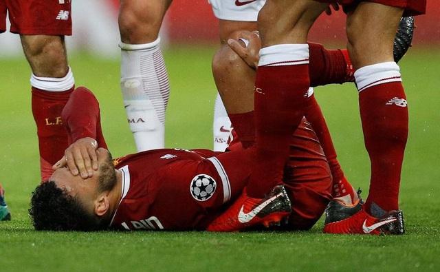 5 loại chấn thương đá bóng thường gặp trên sân cỏ và cách điều trị - Ảnh 4.