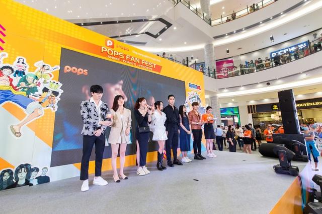 """POPS Fan Fest đãi fan anime, truyện tranh, eSports sân chơi """"chất như nước cất"""", quà cáp rợp trời - Ảnh 7."""