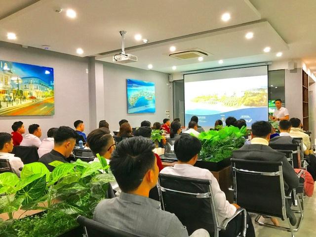 Tatiland ký kết phân phối độc quyền Nam Hoi An City - Ảnh 3.