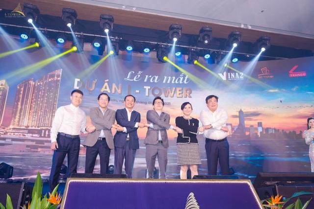 Gần 2.000 khách hàng dự Lễ ra mắt dự án I – Tower Quy Nhơn - Ảnh 1.