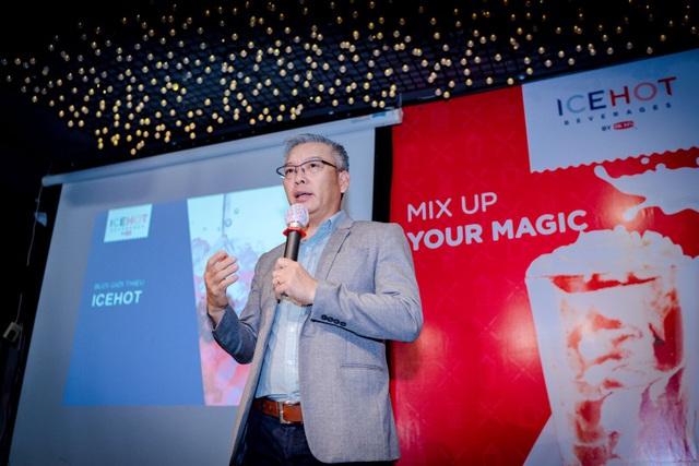 """ICEHOT – Nhân tố mới """"lợi hại"""" của thị trường F&B Việt Nam - Ảnh 2."""