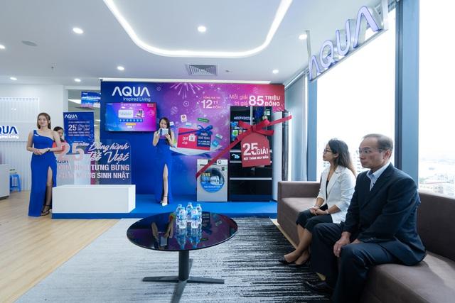 AQUA Việt Nam tổ chức chương trình tri ân khách hàng lên tới 12 tỷ đồng - Ảnh 1.